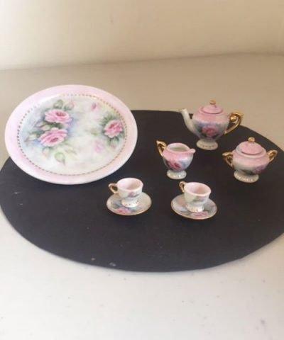 Minature tea set Scattered Arts
