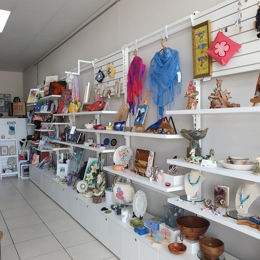 Scattered Arts shop