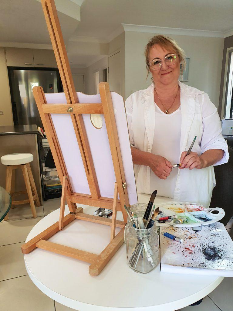 Sue BAttis Scatteerd ARts